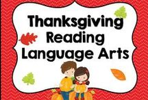 * Thanksgiving and November Reading Language Arts / This board is dedicated for November, Thanksgiving, Fall ideas and activities for elementary teachers. You are welcome to pin any of your wonderful products that have to do with this board's theme or topic. Please pin at a 1:1 ratio. 1 paid product to 1 free idea on board topic. Please keep this board looking attractive. You are welcome to invite collaborators just ask them to read these notes so we can really make this a great board for all those awesome teachers out there!!!
