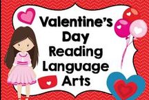 * Valentine's Day and February Reading Language Arts Ideas / This board is dedicated to February, Valentines Reading Language Arts ideas and activities for elementary teachers. You are welcome to pin any of your wonderful products that have to do with this board's theme or topic. Please pin at a 1:1 ratio. 1 paid product to 1 free idea on board topic. Please keep this board looking attractive. You are welcome to invite collaborators just ask them to read these notes so we can really make this a great board for all those awesome teachers out there!!!