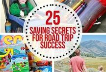 Road Trippin & Vacationing With Kids