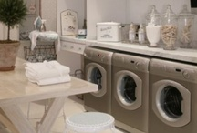 Dream Laundry Room / by Mandy Wilkerson
