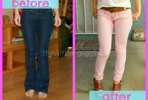 Refashion / by GirlfriendShoes - Sarah