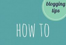 Blogging Tips & Useful Websites / Best blogging tips, inspiration, tutorials & useful websites / by GirlfriendShoes - Sarah