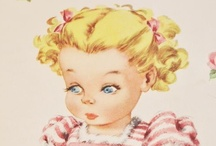 Vintage Cards, Labels and Prints / by Becky Bren