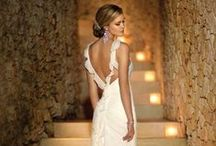 Ball & Chain / Wedding dress, wedding ideas