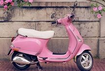 Vespa / If you ride a Vespa or just love the iconic Italian scooter keep it here! / by Guy Downes