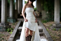 Country Wedding / by Courtnie Hurt