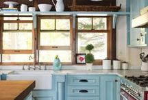 Kitchens / Who can live without kitchens?