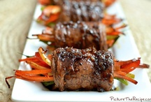 Main Dishes ~~ Beef / by Melissa Andrade