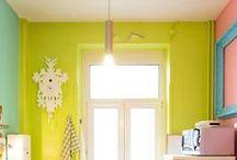 Kitchen / Kitchens, kitchen ideas, kitchen inspiration, kitchen paint colours