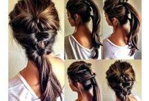 Hair stufffff / by Emily Deering