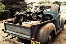 Trucks,Bikes,Cars / by Jenny Wood