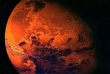 """Mars Mix / A board for the 2013 Stars @ Yerkes book club.. This year featuring """"Packing for Mars"""" by Mary Roach"""