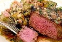 Main Dishes ~~ Lamb, Veal, Venison, Etc. / by Melissa Andrade
