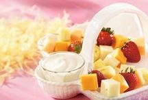 Appetizers ~~ Dips & Spreads ~~ Sweet / by Melissa Andrade