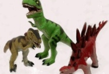 Plush Dinosaurs and Puppets! / Plush and soft dinosaurs and puppets! Extra safe!                                          http://www.dinosaurfarm.com/plushbeanies.html
