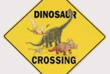 Dino Decor! / Decorate your kids rooms with these fun dinosaur themed decorations!  http://www.dinosaurfarm.com/dinodecor.html