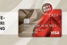 Bohus Casakortet / Nå gir vi BohusKonto en skikkelig makeover og lanserer et helt nytt fordelskort, CASA, med enda flere fordeler og gode tilbud.