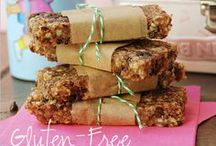Gluten Free Bars / by Mandy Wilkerson