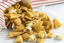 Appetizers ~~ Snack Mixes / by Melissa Andrade