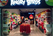 Angry Birds Branded Stuff / Collection of Angry Bird branded products, contributions welcome