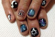 Nails..nails...NAILS!!!  / by Amy Rosenkrans