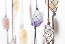 Crystals / Natural healing stones / by Midori