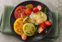 Salads ~~ Vegetable Salads / by Melissa Andrade