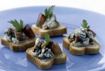 Appetizers ~~ Canapés/Bruschetta/Crostini / by Melissa Andrade