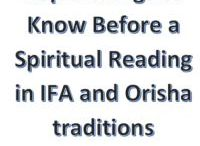 Orisha Traditions Stuff