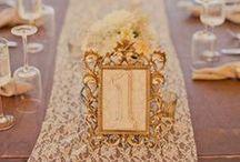 Wedding // Centerpieces