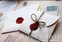 Wedding // Invitations & Programs
