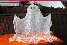 Halloween / Fun Halloween crafts and other ideas.  / by Jessica Shaw