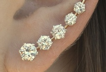 Jewelry ideas   / bling bling bling... Feel free to gift these to me  :p / by Reena Parekh ✔