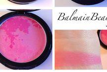 Balmain Beauty / A look at what's new on Balmain Beauty. My Blog is: www.balmainbeauty.com