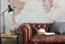 Home Inspiration / by Maggie Gillespie