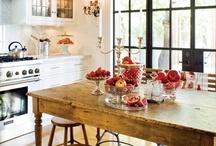 Kitchens / by Maggie Gillespie