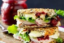 Sandwiches / by Maggie Gillespie