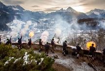 Brauchtum & Tradition / Das Berchtesgadener Land ist ein Ort, wo die Tradition noch gelebt wird. Hier finden eine Vielzahl von traditionellen und einzigartigen Veranstaltungen statt. Kommen Sie, erleben Sie und nehmen Sie teil an außergewöhnlichen Brauchtums-Ereignissen in einer wunderschönen Bergwelt.