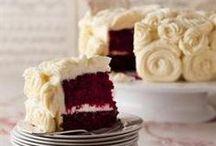 Cakes & tarts / by rooi rose Tydskrif