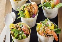 Salad / Healthy and delicious salad recipes. Taken from www.rooirose.co.za. | Lekker en gesonde resepte.