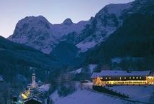 Partner Winterkampagne / Die Partner unserer Winterkampagne: Ausgwählte Hotels und Pensionen im Berchtesgadener Land