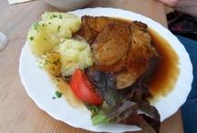 Kulinarik - Berchtesgadener Schmankerlküche / Schmankerl und Rezepte aus Bayern, Wirtshauskultur
