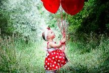 photography ideas {kids} / by Deidre Lichty