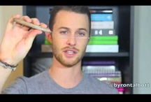 Byron Talbott / Tips and Recipes from my favourite foodie YouTuber, Byron Talbott. / by Balmain Beauty