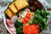 Vegan Food / Yummy AND healthy. / by Cassandra Brown