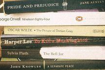 books / by Anna Diaz