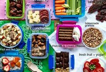Food: Healthy Lunches  / by Deidre Lichty
