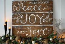 It's the Most Wonderful Time of the Year / I love Christmas! / by Cassandra Brown
