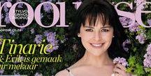 rooi rose Covers / Our beautiful covers | Ons pragtige voorblaaie