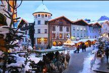 Winter im Berchtesgadener Land / Pulverschnee und Sonne - einen sportlichen Tag abseits der Pisten genießen, beim Freeriding, mit Tourenskiern im Tiefschnee oder beim Aufstieg in den Berchtesgadener Bergen.